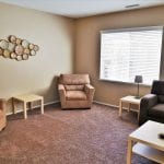 Drug and Alcohol Treatment Facility - Seating Area